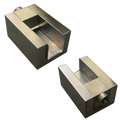 Stainless Steel Box Scupper