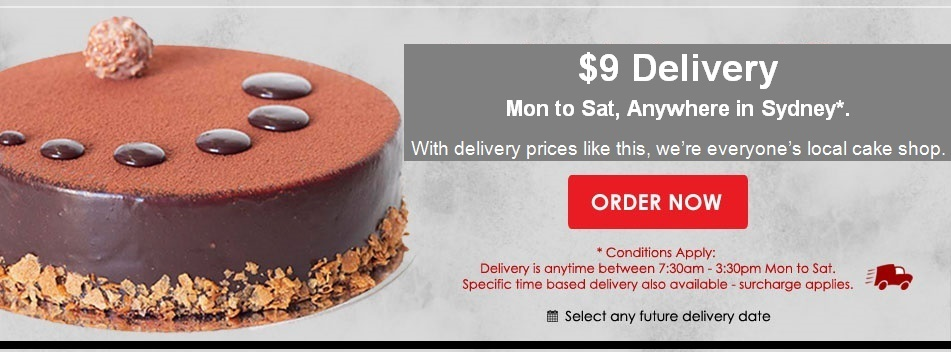 Cake Delivery Sydney