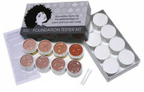 Foundation Tester Kit