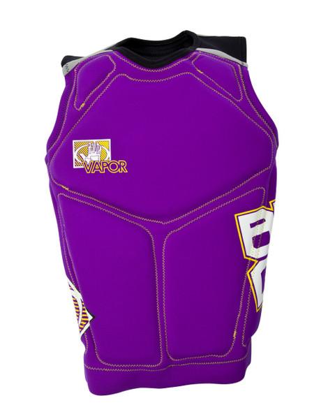 Body Glove Vapor Non-USCGA Comp Vest in Purple - Front