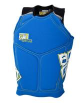 Body Glove Vapor Non-USCGA Comp Vest in Blue - Front