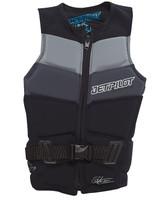 Jet Pilot Men's Chris Oshea Comp Jacket Black_Front