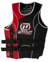 Jet Pilot Apex Neo PFD in Red - Front