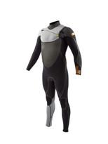 Body Glove Voodoo Slant 4/3 Men's Fullsuit in Black/Deep Grey - front