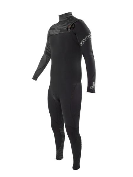 Body Glove CT Slant 4/3 Men's Fullsuit in Black - Front