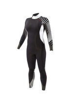 Body Glove Stellar Fullsuit in Black - front