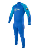 Jean-Michel Cousteau EVX 3mm Men's Fullsuit - Front