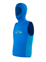 Body Glove JMC EXO 6/3mm Men's Hooded Dive Vest  - Front
