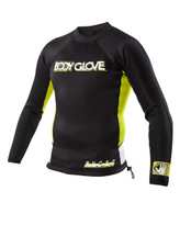 Body Glove Super Rover Black/Yellow - Front