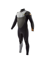 Body Glove Voodoo Slant 3/2 Men's Fullsuit in Black / Graphite - front