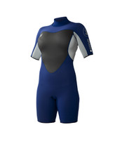 Body Glove Method 2.0 2/1mm Women's Springsuit in Navy - Front