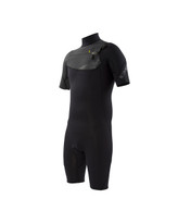 Body Glove Prime Slant 2mm S/A Men's Springsuit in Black - Front