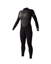 Body Glove EOS 4/3 Fullsuit in Black - Front