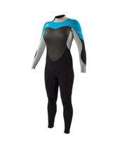 Body Glove EOS 3/2 Fullsuit in Turquoise - Front