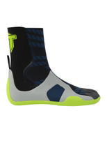 Body Glove CT Covered Split Toe 3mm Bootie in Blue/Lime