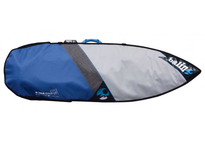 Balin Tour Shortboard Bag is made of 5mm Reflective Padded