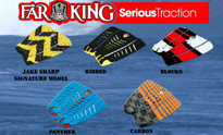Far King Traction Pad