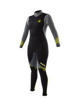 Body Glove 7mm Voyager Fullsuit in Grey/Lime- front