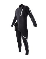 Atlas 5mm Men's Dive Hooded Wetsuit