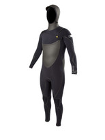 Body Glove Voodoo 6/4/3 Hooded Fullsuit - front