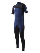 Body Glove Prime Slant Zip 2mm Fullsuit in Blue