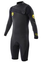 Body Glove Prime Slant Zip 2mm Springsuit L/A