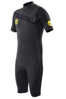 Body Glove Prime Slant Zip 2mm Springsuit S/A