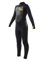 Body Glove Junior Siroko Wetsuit in black
