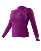 Body Glove Insotherm 1/2mm L/A Women's Rashguard in Holly - Front