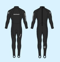 Body Glove Wetsuit - .5mm Insotherm Men's Fullsuit