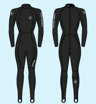2015 Body Glove .5mm Insotherm Women's Fullsuit