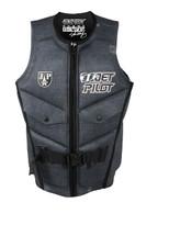 Jetpilot Shane Bonifay Comp Vest in black
