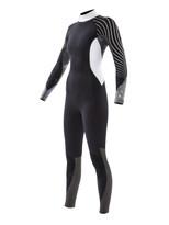 2016 Body Glove Stellar 3/2 Back Zip Women's Fullsuit in Black