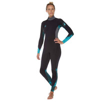 Body Glove Stellar 3/2mm Back Zip Fullsuit