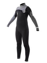 2016 Body Glove Prime 4/3 Slant Zip Junior Fullsuit