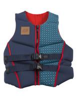 Jetpilot Scout Neoprene Men's PFD in red/blue