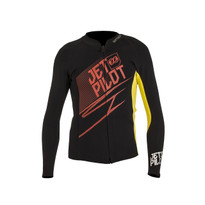 Jetpilot Matrix PWC Neoprene Men's Jacket Red/yellow