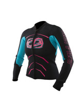 Jetpilot Apex Race Neo Women's Jacket in pink