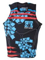 Body Glove Vapor Non USCGA Comp Vest in Black/Blue