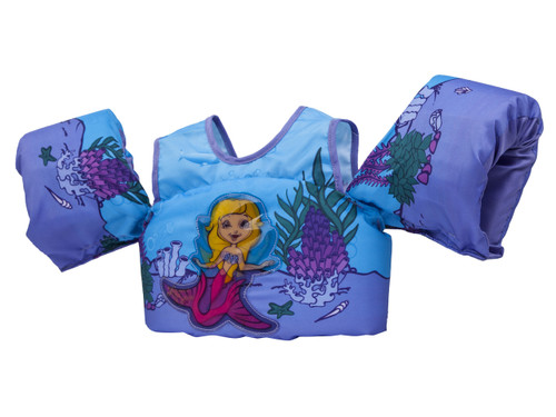 Underwater design of Body Glove Paddle Pals Motion Mermaid - front