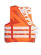 Jetpilot S1 Nylon USCGA PFD in orange