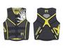 Body Glove Vapor X USCGA PFD in Black/Yellow
