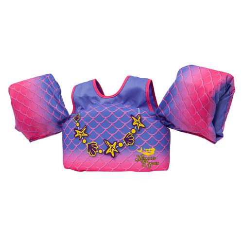 Body Glove Mermaid Linden Paddle Pals Kids Life Vest