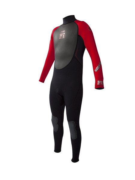 Body Glove Pro 3 Men's 3/2 Fullsuit in Red - front