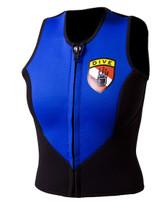 Body Glove 3mm Barrier Women's Vest in Black/Royal