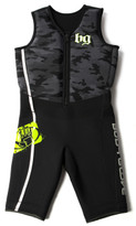 Body Glove Krueger Nightmare Men's Ski Jumpsuit - Front