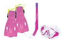 Body Glove Jr. Swell Set in Pink