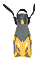 Body Glove Junior Thresher Fins in Yellow