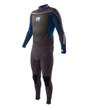 Body Glove Method 2.0 Back Zip 3/2 Men's Fullsuit in Blue/Black - front