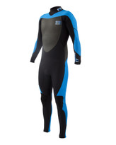 Body Glove Siroko 3/2 in Blue Aster - front view